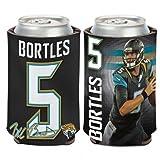 NFL Jacksonville Jaguars Can Cooler 12 oz. Blake Bortles Limited Can Koozie