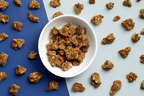 Cinnamon Toast Superfood Clusters by Pulp Pantry | Gluten-Free | Nut-Free | Paleo | Plant-Based | Prebiotic | High Fiber | Made With Fruits & Veggies | 5 oz, 2-Pack by Pulp Pantry (Image #1)