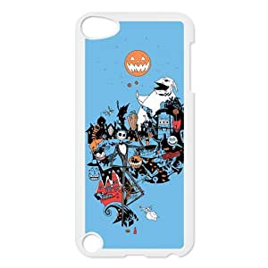 The Nightmare Before Christmas iPod Touch 5 5G 5th Generation Back Plastic Case Cover