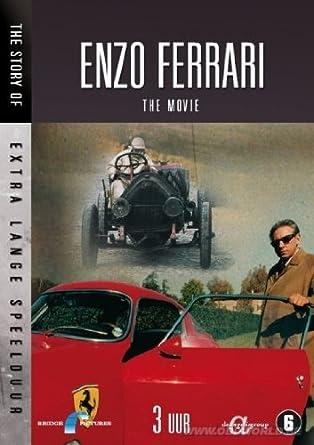 Enzo Ferrari The Movie Langfassung Holland Import Amazon De Dvd Blu Ray