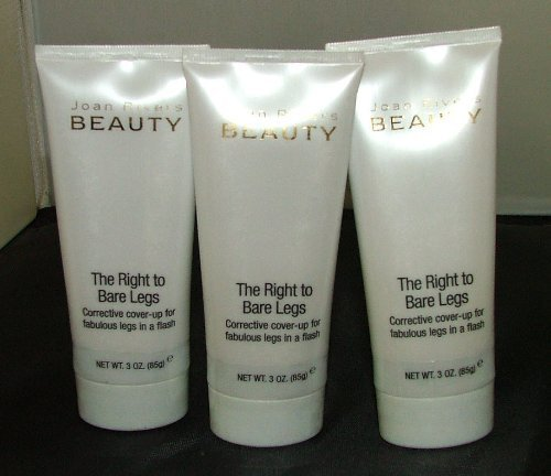 Joan Rivers Beauty, The Right To Bare Legs Cover Up, Medium (Pack of - Bare Legs Long