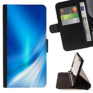 For Apple (4.7 inches!!!) iPhone 6 / 6S Case , Brillante reflexivo blanco nacarado- la tarjeta de Crédito Slots PU Funda de cuero Monedero caso cubierta de piel
