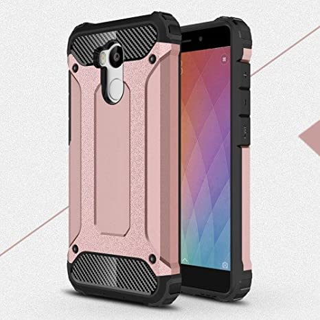 BIPOP CASE Carcasa Xiaomi Redmi 4 Prime/4 Pro plástico Suave ...