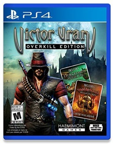 Victor Switch - Victor Vran: Overkill Edition - PlayStation 4