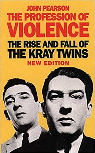Kray Brothers Book