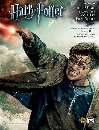 Solo Sheet Music (Harry Potter -- Sheet Music from the Complete Film Series: Piano Solos)