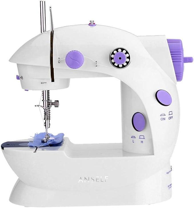 No logo Máquinas de Coser Mini máquina de Coser portátil de Mano ...