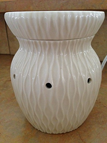 Scentsy Crinkle Full size Warmer Candle