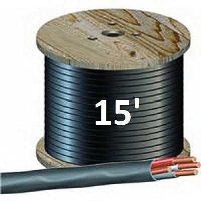 6/3 NM-B (Non-Metallic) ROMEX Simpull (15')