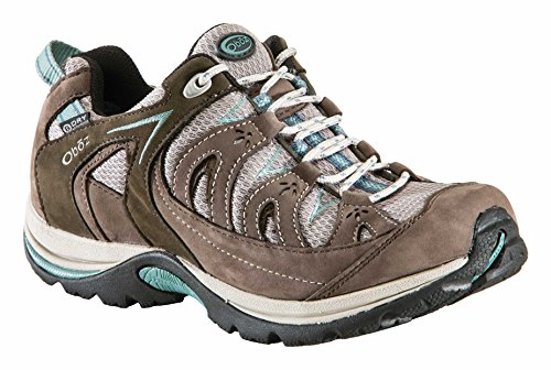Image of Oboz Women's Mystic Low Bdry Hiking Shoe,Bluebell,6 M US
