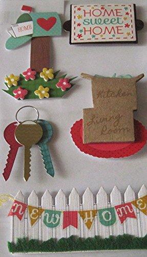 "Custom & Decorative {3"" X 2"