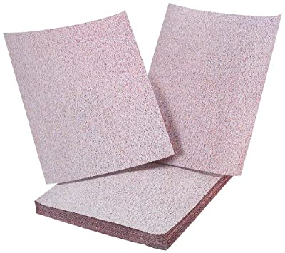 "Sungold Abrasives 11124 1500 Grit Sheets Stearated Aluminum Oxide, 9 x 11"", (Pack of 25)"