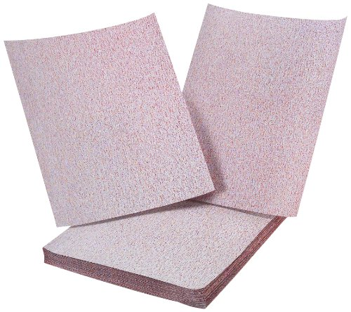 Sungold Abrasives 11109 9-Inch by 11-Inch 150 Grit Sanding Sheets Stearated Aluminum Oxide, 25-Pack