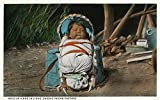 Pueblo Indian Baby Snug as a B