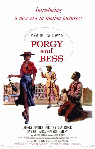 Porgy and Bess Poster Movie 11x17 Sidney Poitier Dorothy Dandridge Sammy Davis Jr. Pearl Bailey MasterPoster Print, 11x17