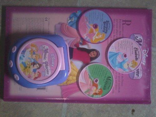 (Disney Princess Music Player)
