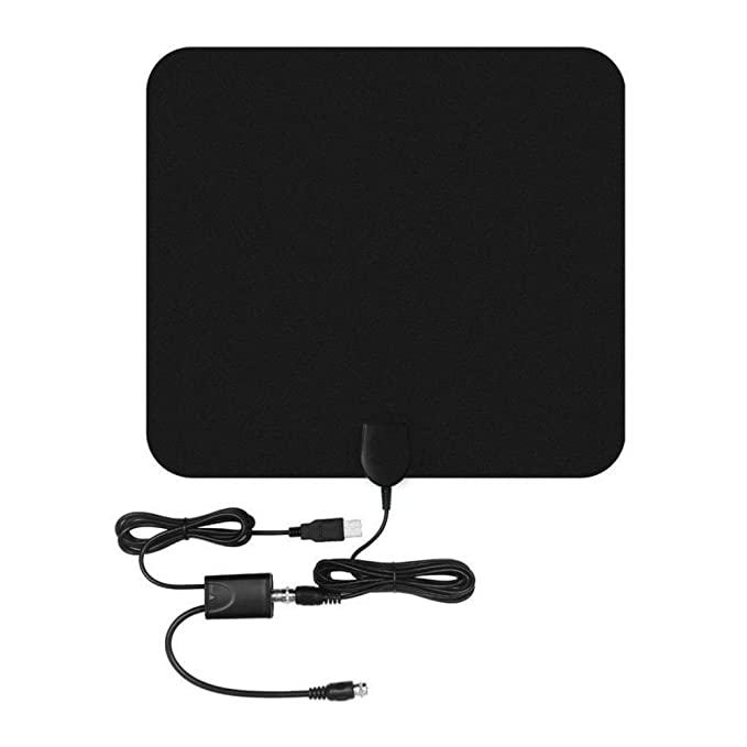Review Digital Amplified TV Antenna