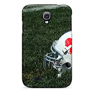 (N2986-thKc)durable Protection Case Cover For Galaxy S4(buffalo Bills)