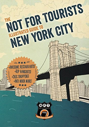 Not For Tourists Illustrated Guide to New York - 5th Ave Ny
