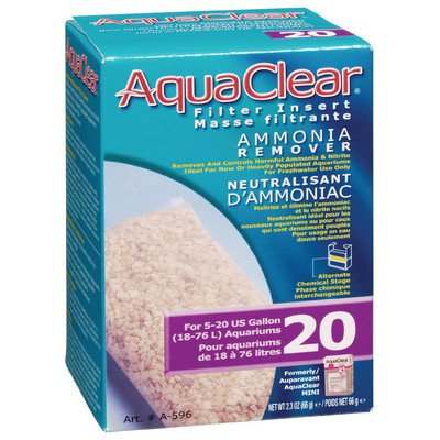 AquaClear Ammonia Remover [Set of 2] Size: 3.88 oz.