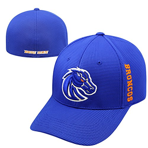 - Top of the World Boise State Broncos Official NCAA One Fit Booster Plus Hat Cap by 020000