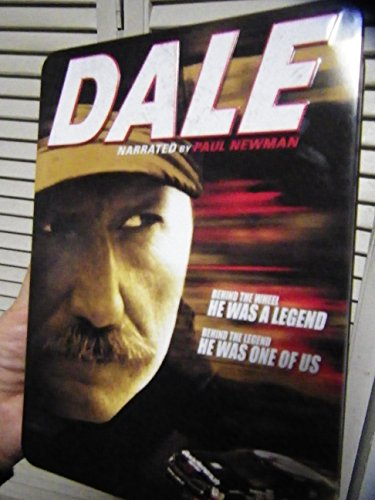 (Nascar Dale Earnhardt Senior #3 Portrait Picture Tin Pack 6 DVD Set Limited Edition with Archival Race & Family Video Footage...Narrated by Paul Newman)