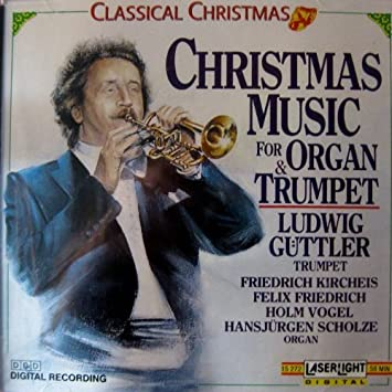 classical christmas music for trumpet organ - Amazon Christmas Music