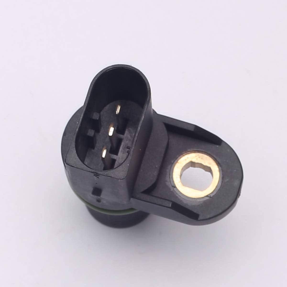 PeakCar CPS Camshaft Position Sensor 12147518628 12141438082 12147506273 Compatible with BMW 323i 323Ci 325i 325Ci 325Xi 328i 330i 330Ci 330Xi 525i 528i 530i 545i 745i 745Li for BMW X3 X 5 Z3 Z4