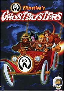 Filmation's Ghostbusters - The Animated Series, Vol. 1