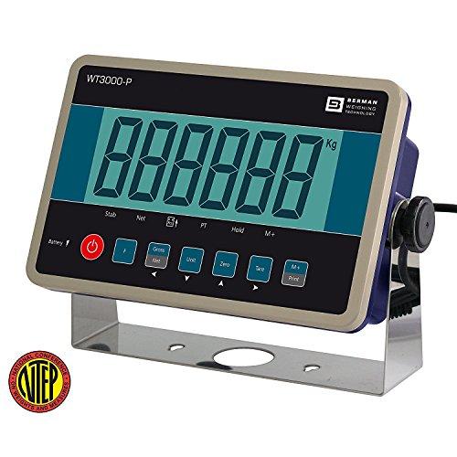 Digital Weight Indicator WT3000P ()