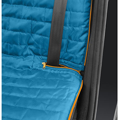 Image of Kurgo Waterproof Loft Bench Seat Cover for Dogs, Blue / Gray