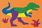 Lauri Crepe Rubber Puzzles - Tyrannosaurus
