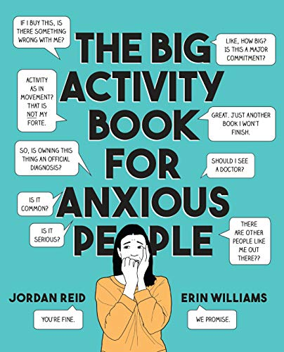 The Big Activity Book for Anxiou...