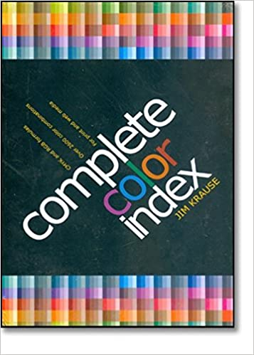 Buy Complete Color Index Book Online at Low Prices in India ...