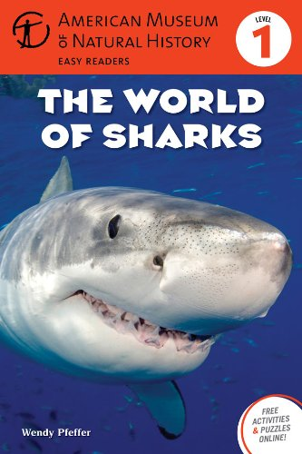 Read Online The World of Sharks: (Level 1) (Amer Museum of Nat History Easy Readers) pdf