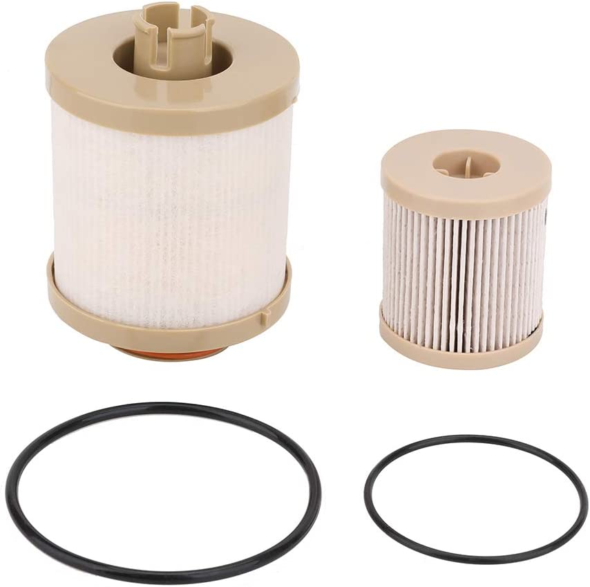Amazon.com: FD4616 Diesel Fuel Filter For 03-07 Ford F250 F350 F450 F550  Super Duty 03-05 Ford Excursion 6.0L Powerstroke Replace 3C3Z9N184CB  3C349N074BA 3C3Z9N184CA Upper Fuel Bowl Lower Lifter Pump Filter: Automotive | Ford F450 Fuel Filter Location |  | Amazon.com