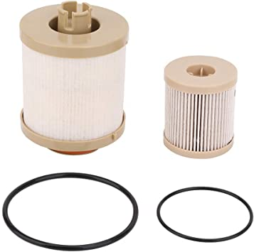Amazon Com Fd4616 Diesel Fuel Filter For 03 07 Ford F250 F350 F450 F550 Super Duty 03 05 Ford Excursion 6 0l Powerstroke Replace 3c3z9n184cb 3c349n074ba 3c3z9n184ca Upper Fuel Bowl Lower Lifter Pump Filter Automotive