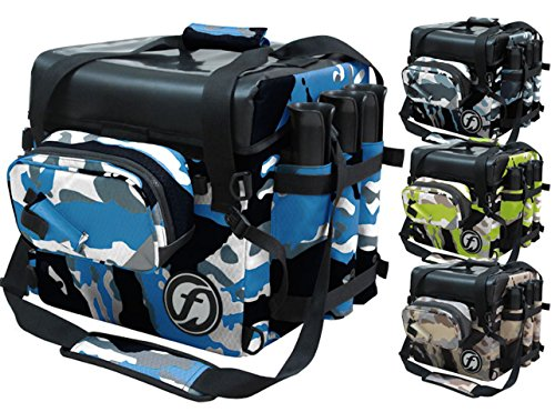 Feelfree Camo Crate Bag for Kayak Fishing (Winter Camo)