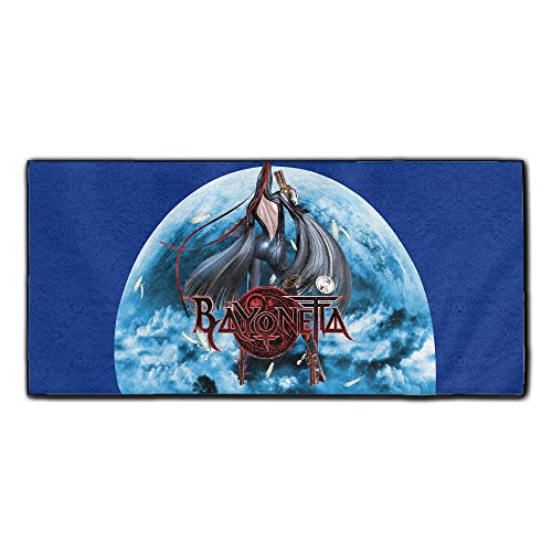 DEMOO Bayonetta LOGO Sports Towels/Hair Towel/sports Towels/bath Towels - Bayonetta Xbox 360 Costumes