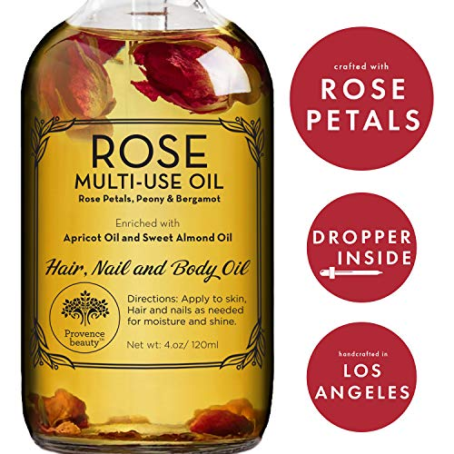 Rose Multi-Use Oil for