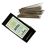 Glovers Needles Size 5 Triangle Shape Leather Craft 40 mm - Pack of 25