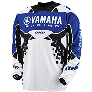 One Industries Atom 'Yamaha' Jersey (Blue, X-Large)