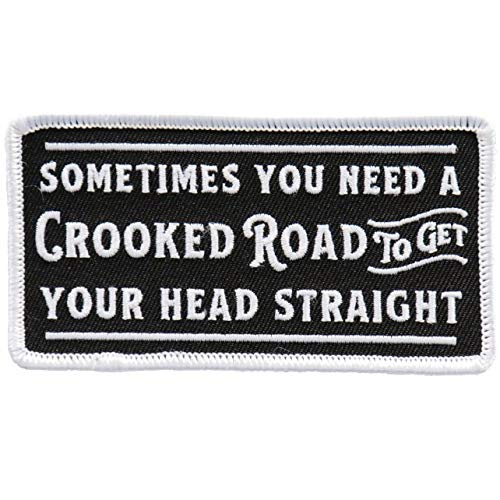 Sometimes You Need A Crooked Road to GET