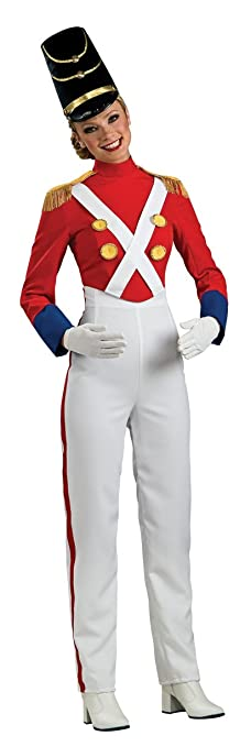 amazoncom rubies costume womans christmas toy soldier costume clothing - Christmas Costume