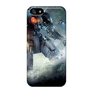New Cute Funny Pacific Rim Jaegers Case Cover/ Iphone 5/5s Case Cover