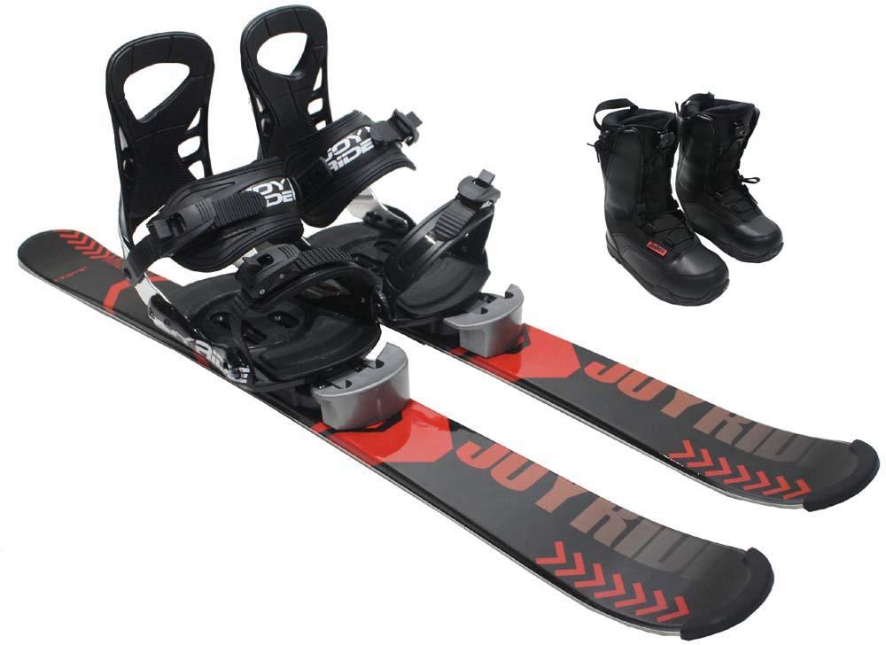 NEWモデル JOYRIDE ボードブーツファン4点セット JOMSK620P/黒+専用プレート+ ビンディングJOBG370/BLK + ブーツ JBT2230QL/BLK  24.0(23.5)cm