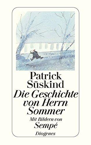 Die Geschichte von Herrn Sommer (German Edition)