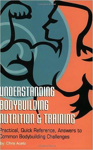 Understanding Body Building Nutrition & Training: Practical