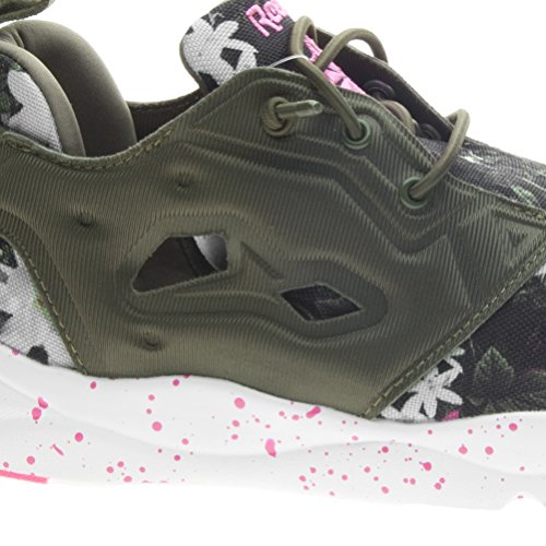 NP White Running Blanco Homme Entrainement Rosa Reebok Furylite Green Chaussures de Verde Pink Canopy Solar 7TUqU54w