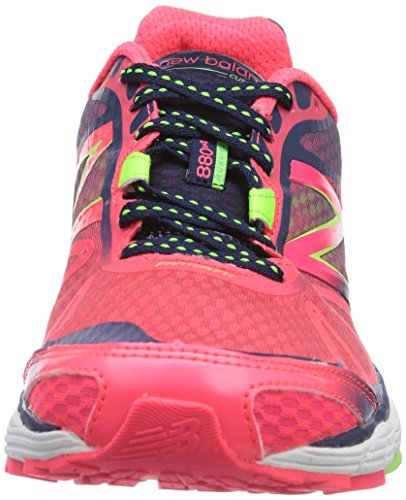 V4 gp4 Pink Zapatillas B Mujer Balance New W880 Pink blue Running Rosa Sintético Material De qw7tAA